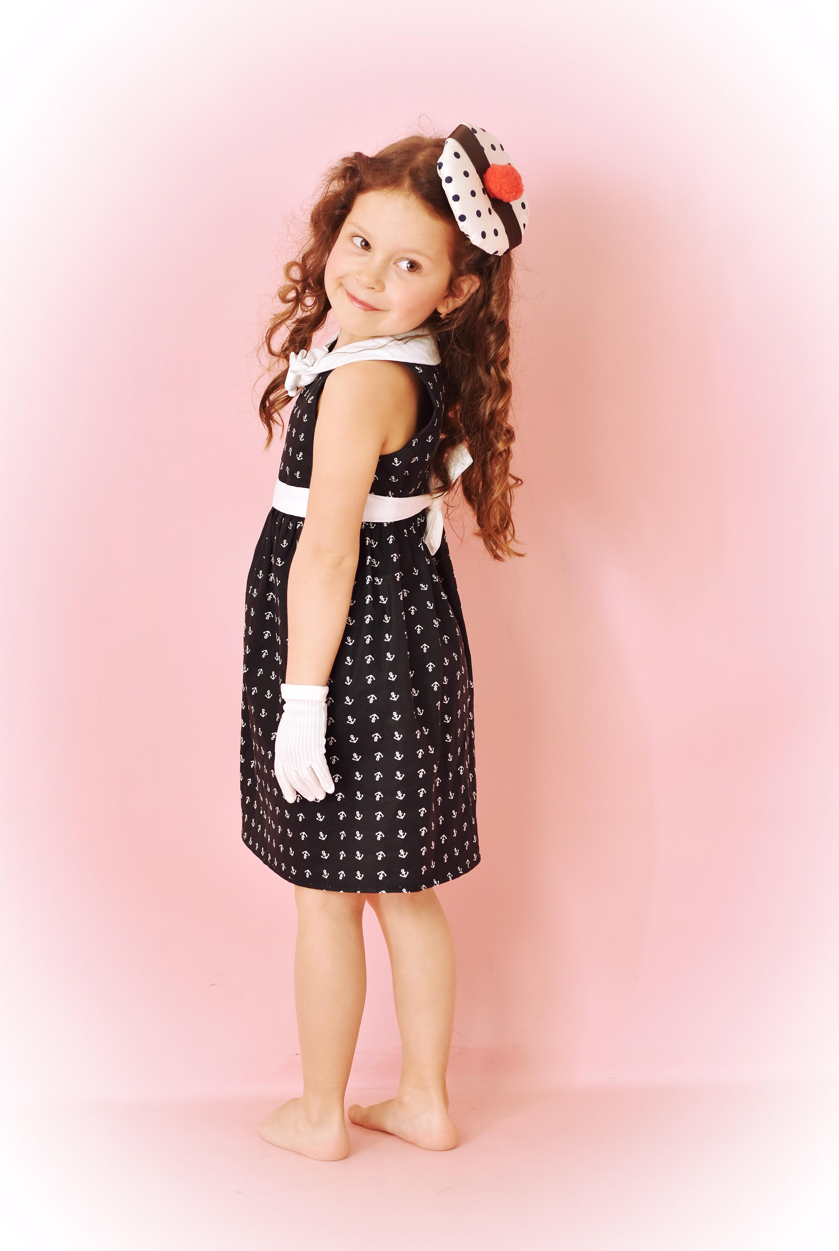 robe vintage marinette t3 t6 ans au rendez vous des pin up. Black Bedroom Furniture Sets. Home Design Ideas