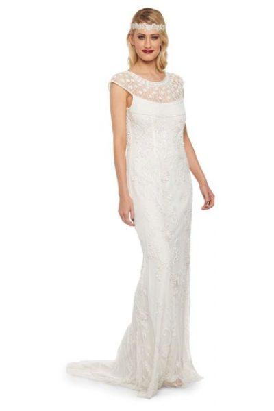 Robe de mariée Gatsby