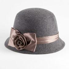 Chapeau cloche vintage
